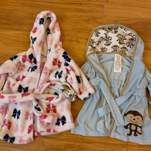 Baby Robes (2 pieces)
